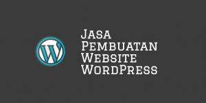 Jasa Pembuatan Website WordPress