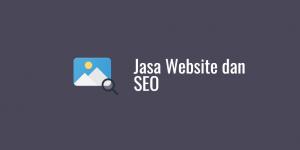 Jasa Website dan SEO